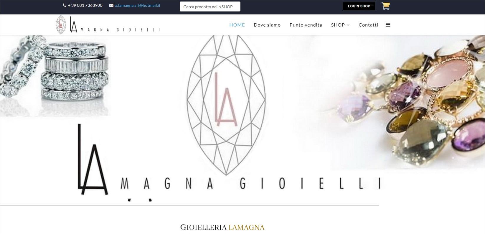 Click per accedere al sito GIOIELLERIA LAMAGNA